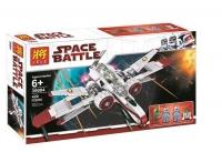 Конструктор 35004 Space Battle 420 дет Звездный истребитель ARC-170