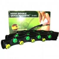 Обруч Sprinter Hoop Double Grace Magnetic 64 магнита, 102 см., 1,35кг.