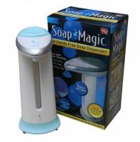 Дозатор для жидкого мыла Сенсорный Soap Magic