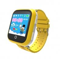 Часы детские Smart Baby Watch Tiroki GW200S Желтый