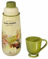 Бутылочка с кружкой 650мл Debi Rabbit