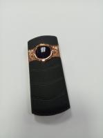 Зажигалка Lighter USB Touch Импульс крест Матовая Ретро