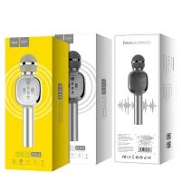 Беспроводной караоке микрофон с динамиком Hoco BK4