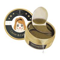 Патчи гидрогелевые для глаз Caviar Collagen Eye Mask