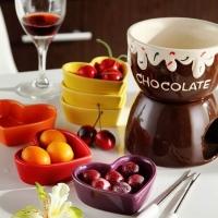 Набор мини - фондю Шоколад 200 мл