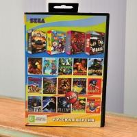 Картридж Sega 25в1 DIABLO / MAFIA / BOMBER