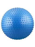 Мяч гимнастический массажный STARFIT GB-301 65 см, синий (антивзрыв) 1/10