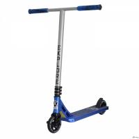 Трюковой самокат Explore LEONE, колеса 120мм, до 100 кг., Пеги в комп-те, Система компрессии HIC, алюминиевая литая ступица, литая вилка