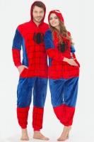 Пижама Кигуруми Человек Паук размер L (165-175см)