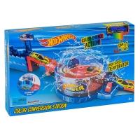 Hot Wheels Игровой Трэк 1 Машинка Меняет Цвет в Воде №3098