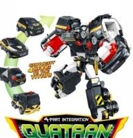 Робот - трансформер Тобот Quatran 4в1 Mini