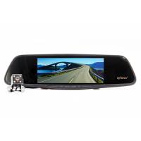 """Автомобильный Видеорегистратор-зеркало Eplutus D69 7"""" HD экран с камерой заднего вида"""