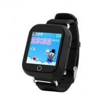 Smart baby watch Wonlex GW200S Черные детские сенсорные часы