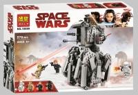 Конструктор 10899 Space Wars 578 дет Тяжелый разведывательный шагоход Первого Ордена