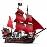 Конструктор 39008 Пираты 1222 дет. Корабль Месть Королевы Анны