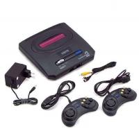 Sega Super Drive 2 Classic (105-in-1) Black