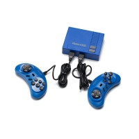 "Sega ""Hamy SD"" 166-in-1 Blue"