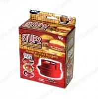Устройство STUFZ для приготовления бургеров и котлет с начинкой