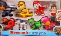Щенячий Патруль 8 в 1 космос + робопес № CHG001T