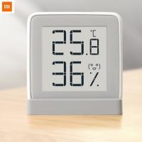 Цифровой Квадратный Термометр Xiaomi Bluetooth с Датчиком температуры и влажности с LCD Экраном