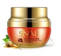 Улиточный Крем с Дрожжевым Экстрактом и Гиалуроновой Кислотой Rorec Snail Hydra Skin Cream