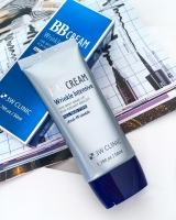 ВВ крем с выраженным антивозрастным действием BB Cream Wrinkle Intensive 50ml 3W Clinic