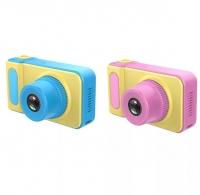 Детская фото - видеокамера Kids Camera Summer Vacation