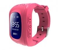 Часы детские SmartBaby q50 с GPS Розовые