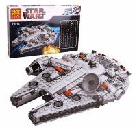 Конструктор 79213 Space Battle 367 дет Звездный корабль