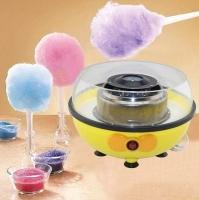Электрический аппарат для приготовления сахарной ваты Minijoy KEYA со светящейся LED-палочкой