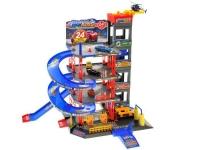 Игровой набор Многоярусный гараж City Parking Playset