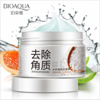 Пилинг-скатка для лица Bioaqua Brightening & Exfoliating Gel 140гр скраб