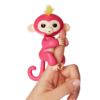 Интерактивная обезьянка Fingerlings WowWee FunMonkey