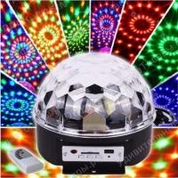 Светодиодный диско - шар LED LIGHT CRYSTAL MAGIC BALL
