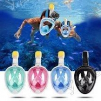 Маска Free Breath для подводного плавания L/XL полный комплект