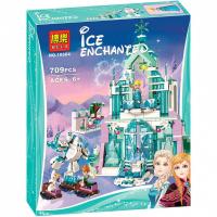 Конструктор 10664 Принцессы 709 Дет. Ледяной Замок Эльзы