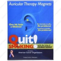 Биомагниты золото 24 к. ZeroSmoke против курения