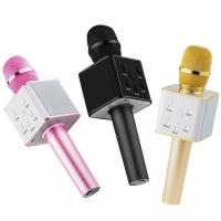 Микрофон караоке Q7 Wireless Microphone & HIFI Speaker
