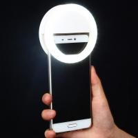 Селфи вспышка для телефона с USB