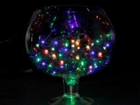 Гирлянда LED Light 100 ламп 220В 10м мощная
