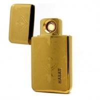Зажигалка Hasat Usb аккумулятор Классика