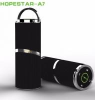 Портативная сенсорная Колонка Hopestar A7 PRO (Bluetooth, FM, MP3, AUX, Mic)