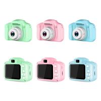 """Детская цифровая видеокамера Children's Digital Camera X2 1080p размер экрана 2"""""""