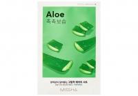 Тканевая Маска для Лица с Экстрактом Алоэ Airy Fit Sheet Mask Aloe Missha