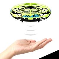 Ручной индукционный квадрокоптер Induction Drone HC692