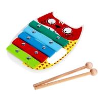 Развивающая игрушка Ксилофон Кот