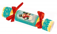 Большая конфета Снеговик