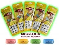 Браслет от комаров BugsLock (BugStop) Корея