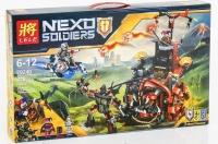 Конструктор 79240 Nexo Soldiers 670дет Джестро-мобиль