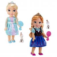 Куклы Frozen Эльза или Анна со снеговиком № 312 / 8811 / 43